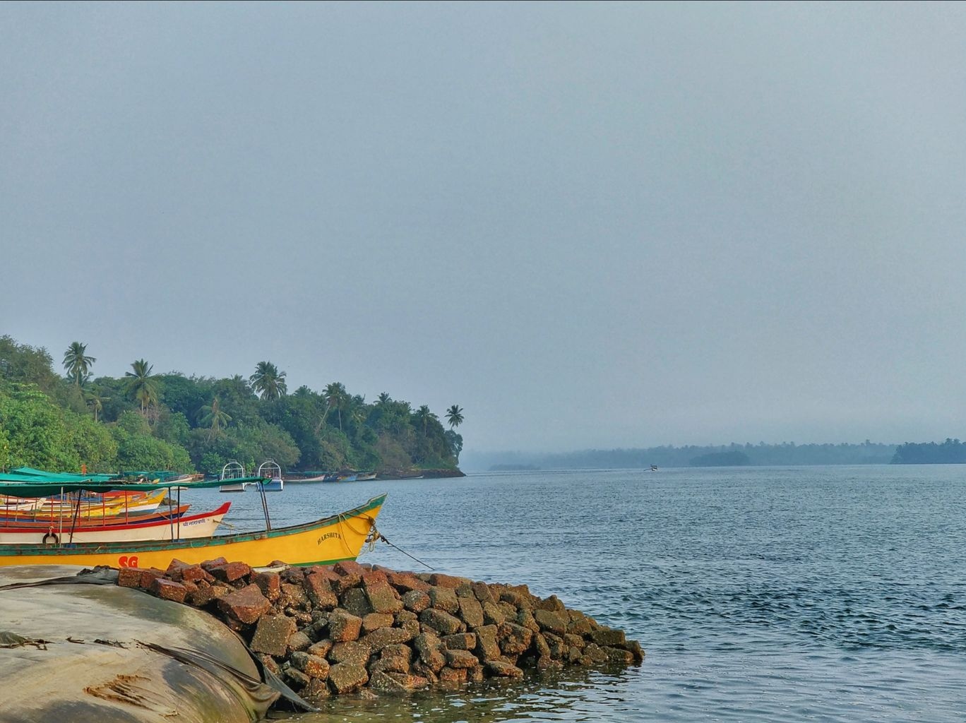 Photo of Devbag Sangam Beach By vimal chavda