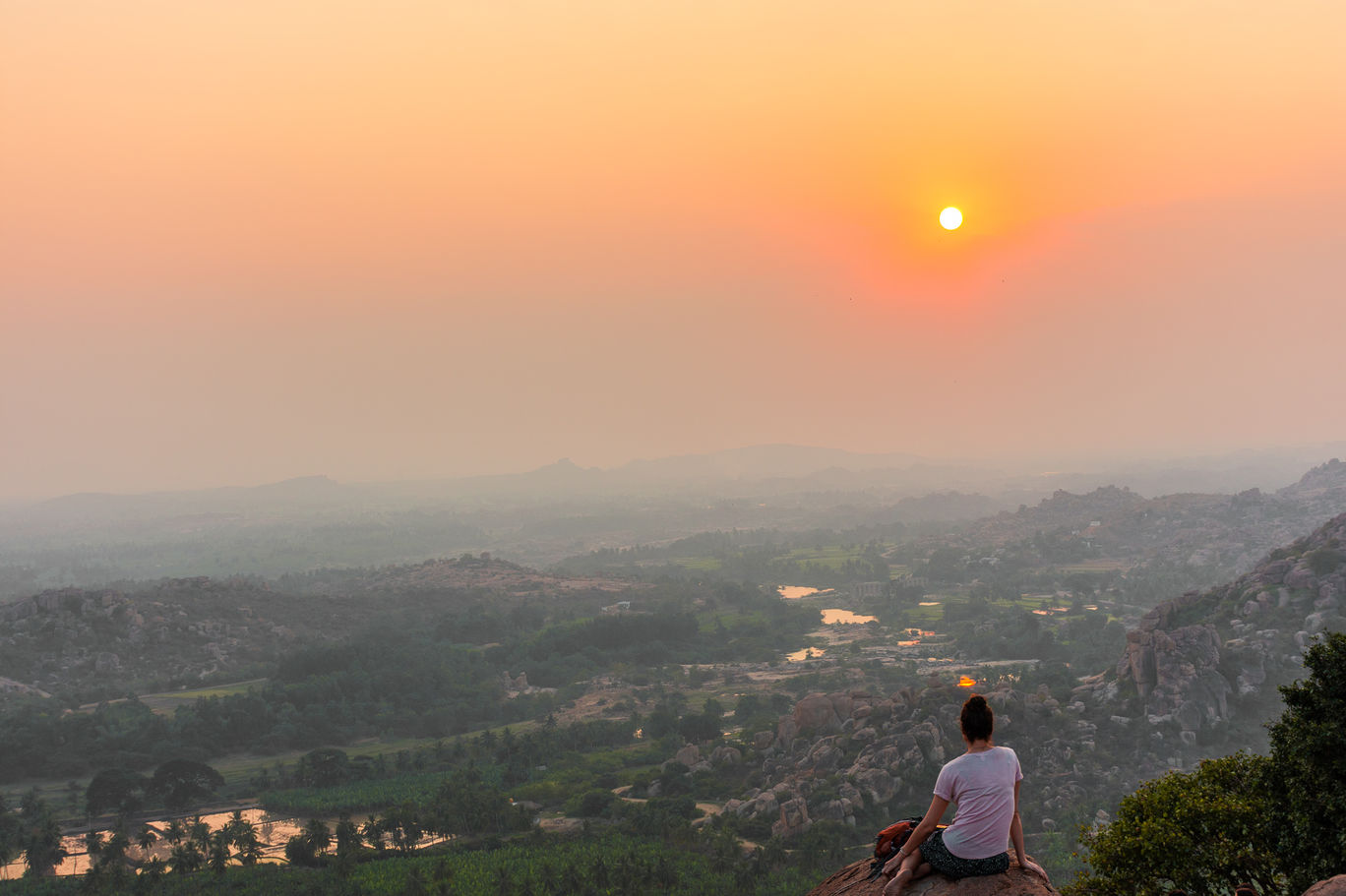 Photo of Sunset View Point By Manu Philip