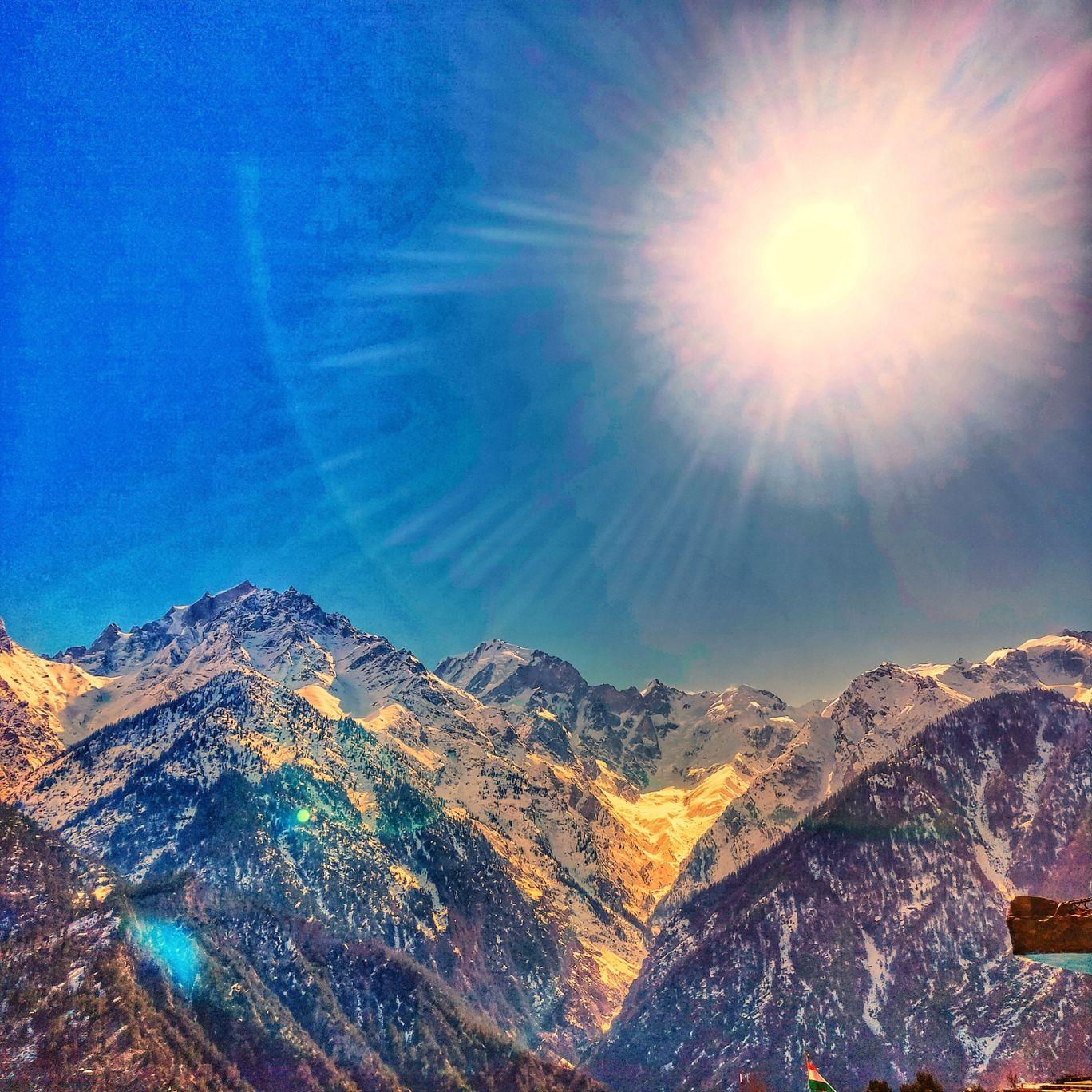 Photo of Kinnaur Kailash By Reshpooran