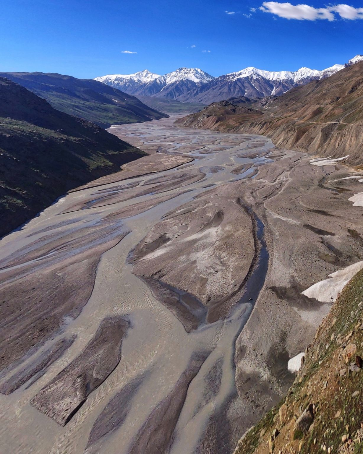 Photo of Chenab River By Reshpooran