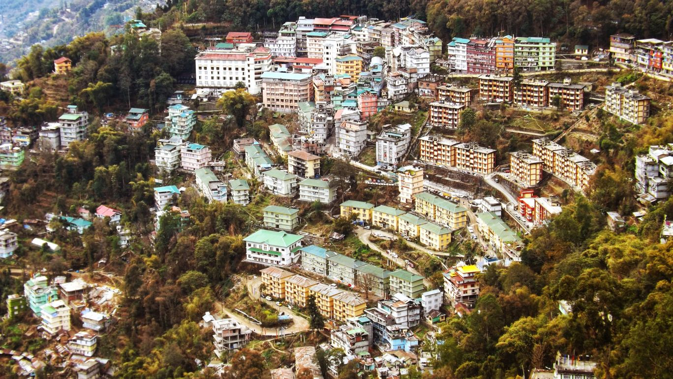 Photo of Gangtok By Tithi and Gaurav