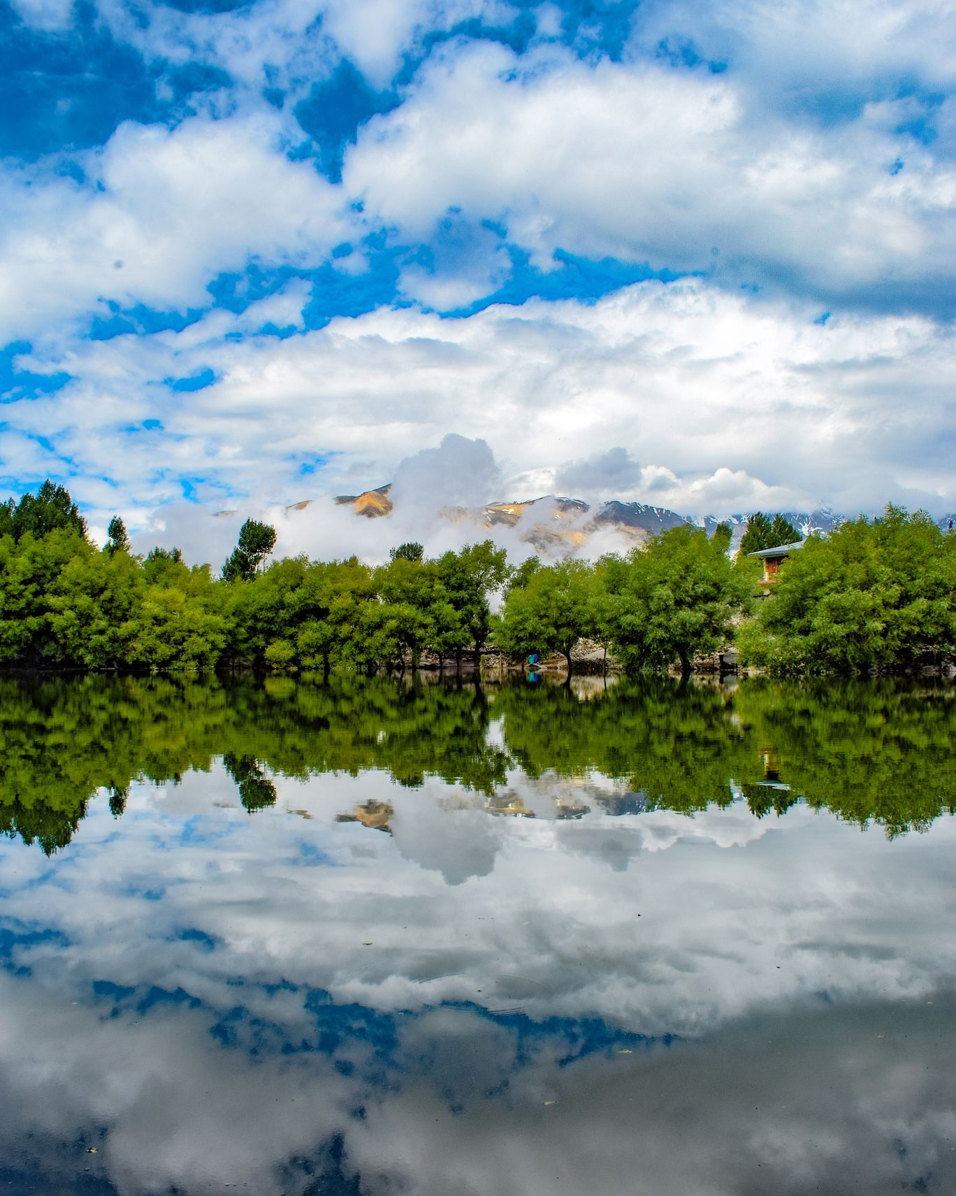 Photo of Nako Lake By Prajakta Jadhav (Reflectionsbyprajakta)