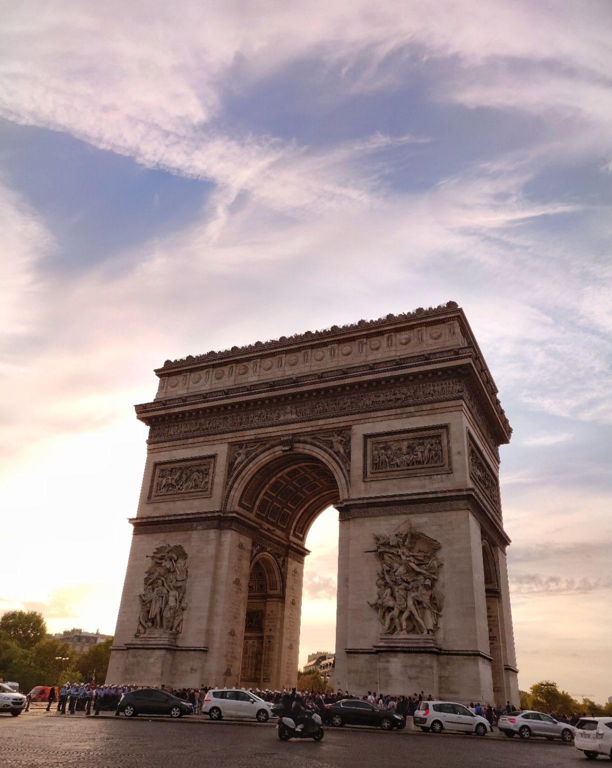 Photo of Paris By Sourabh Manna
