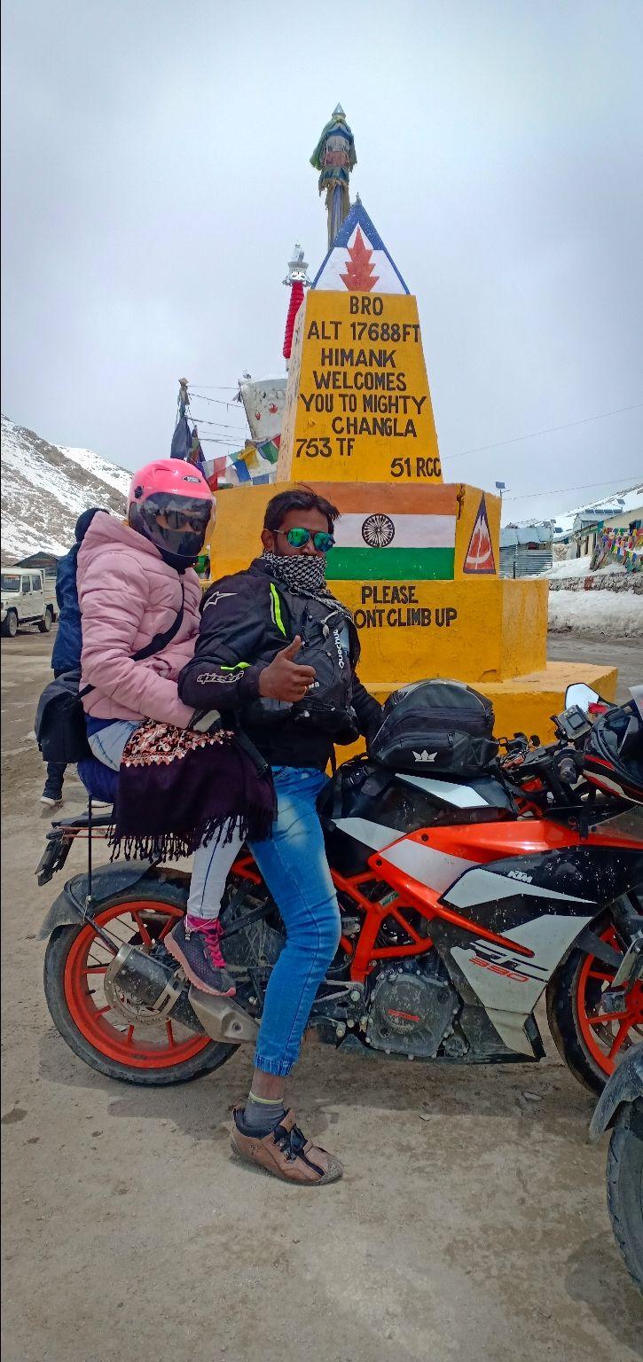 Photo of Leh By kumar vivek (Ride With Vivek)