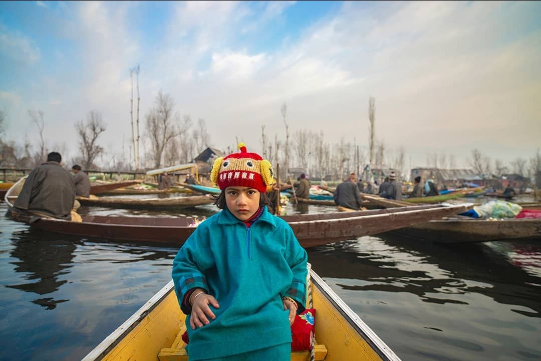 Photo of Dal Lake By Aman Chotani