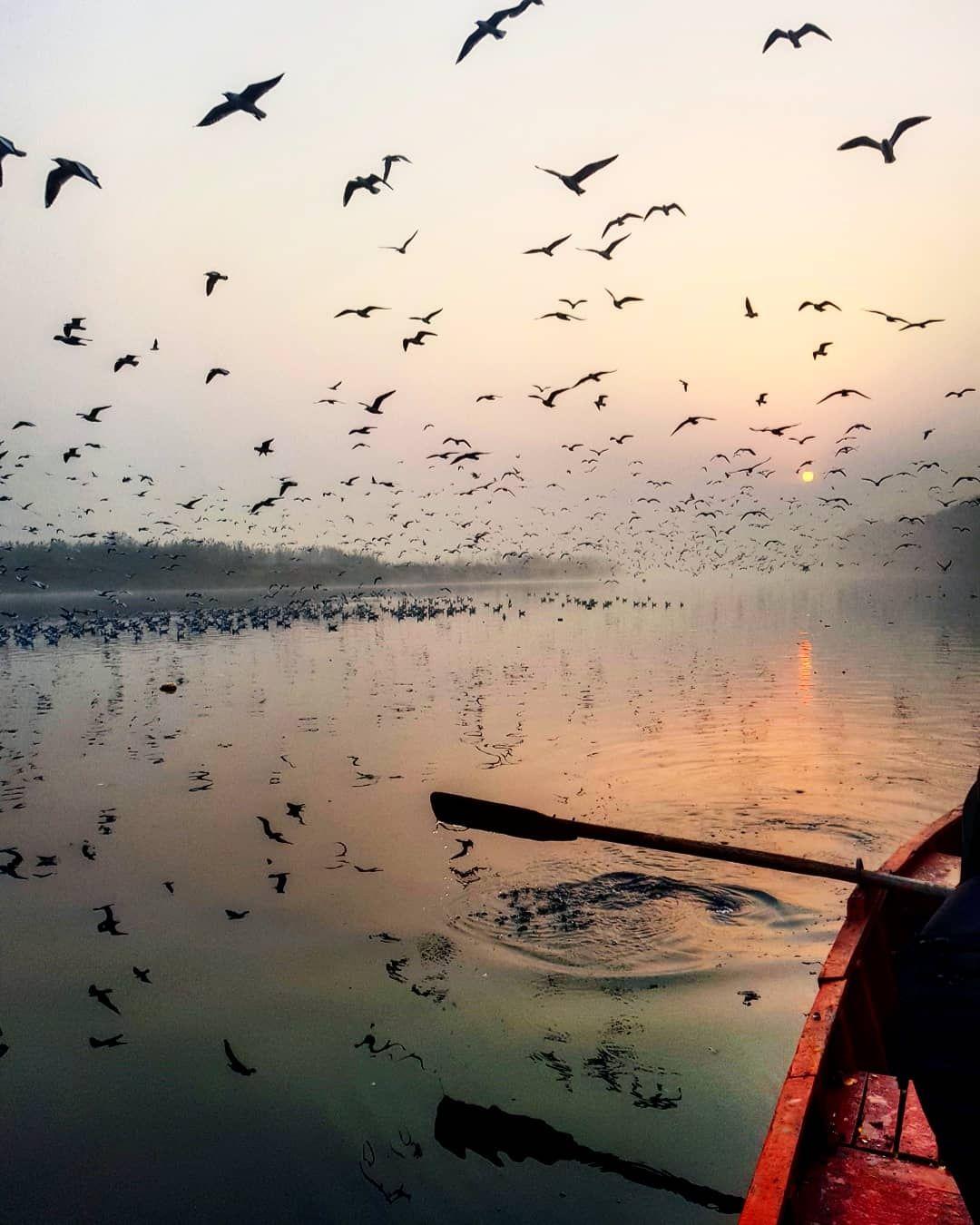Photo of Nigambodh Ghat By Aman Chotani