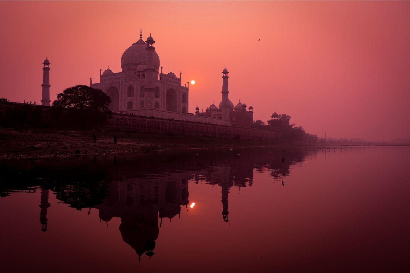 Photo of Agra By Ritesh Kakadiya