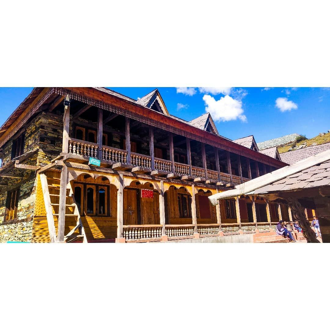 Photo of Parashar Rishi Temple By Sourabh Agarwal