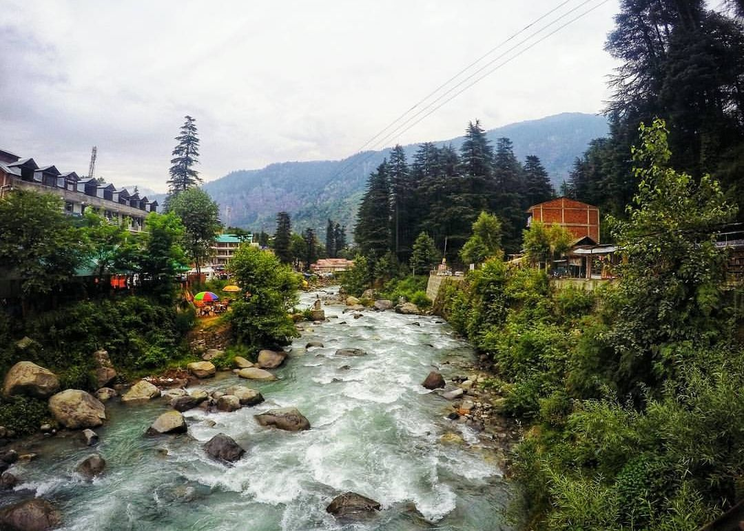 Photo of Manali By Aishwarya Sharma