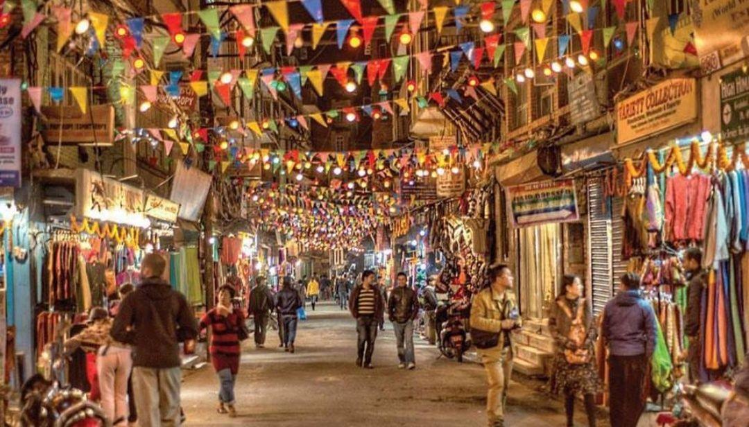 Photo of Kathmandu By Dr.Pranjal Upadhayay