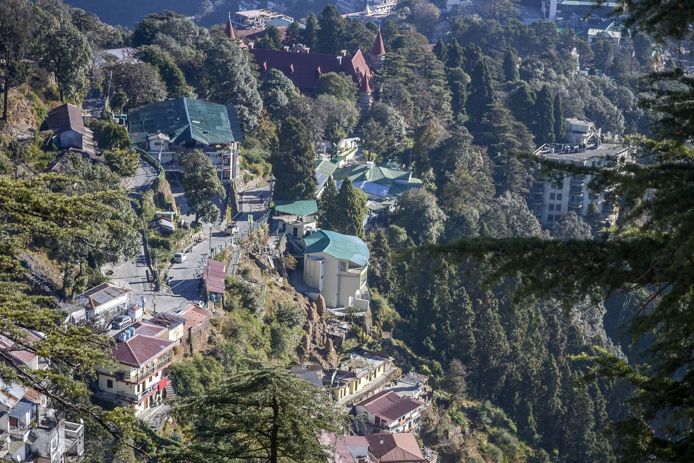 Photo of Mussoorie By Shubhangi