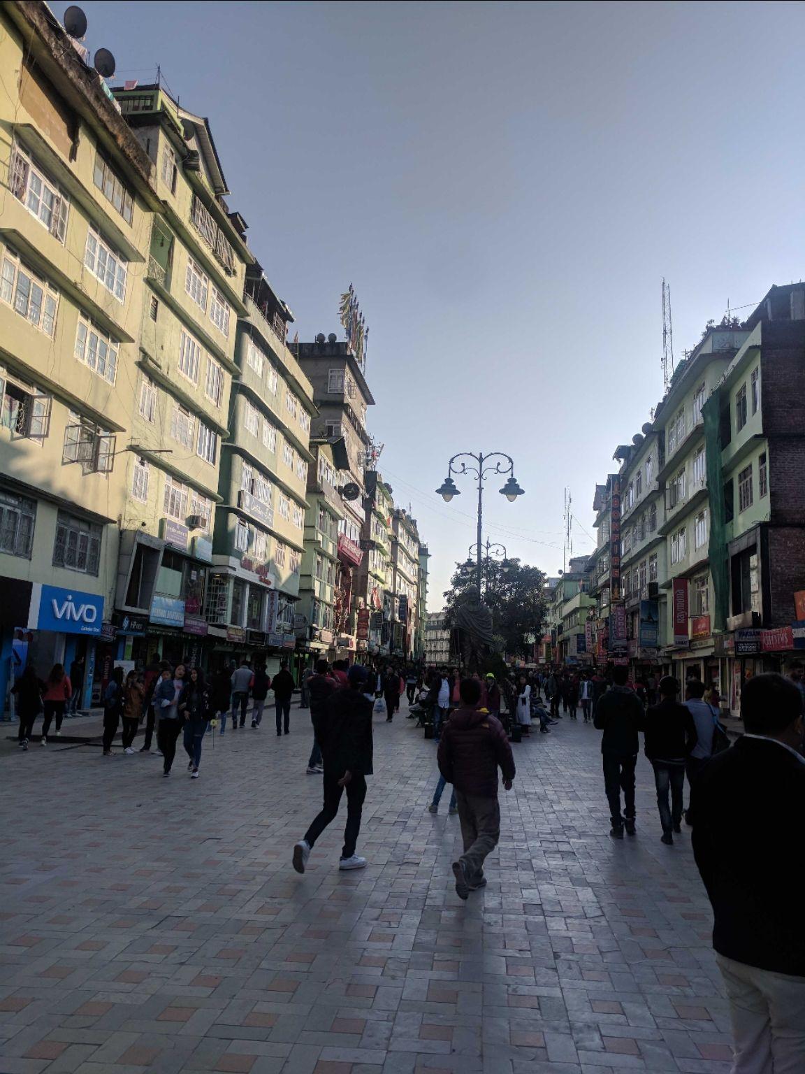 Photo of Gangtok By Vignesh S