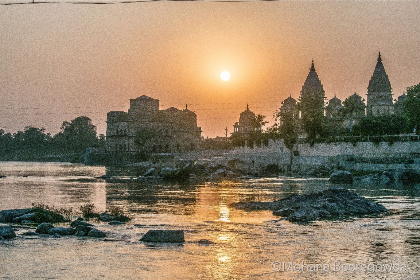 Photo of Orchha Palace By Mohana Beeregowda