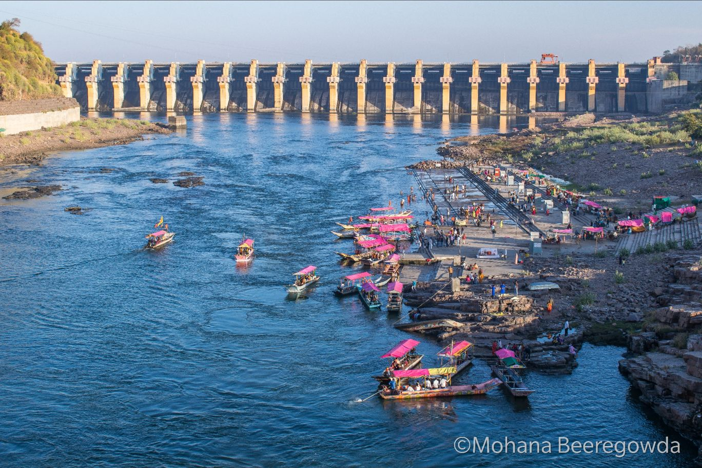 Photo of Omkareshwar By Mohana Beeregowda