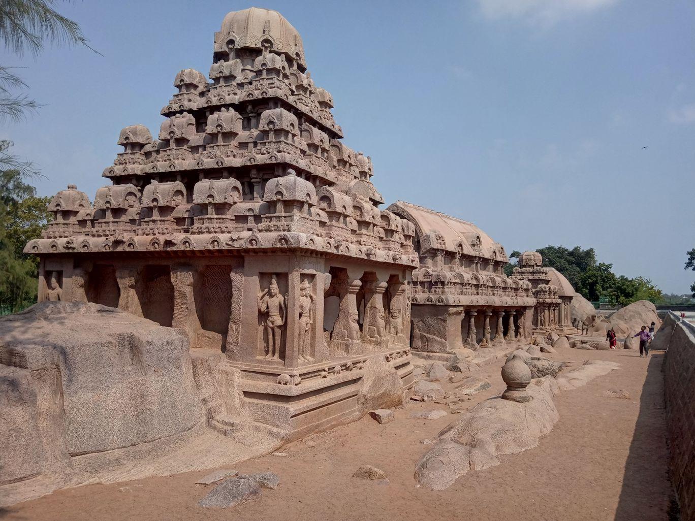 Photo of Mahabalipuram By Pramod