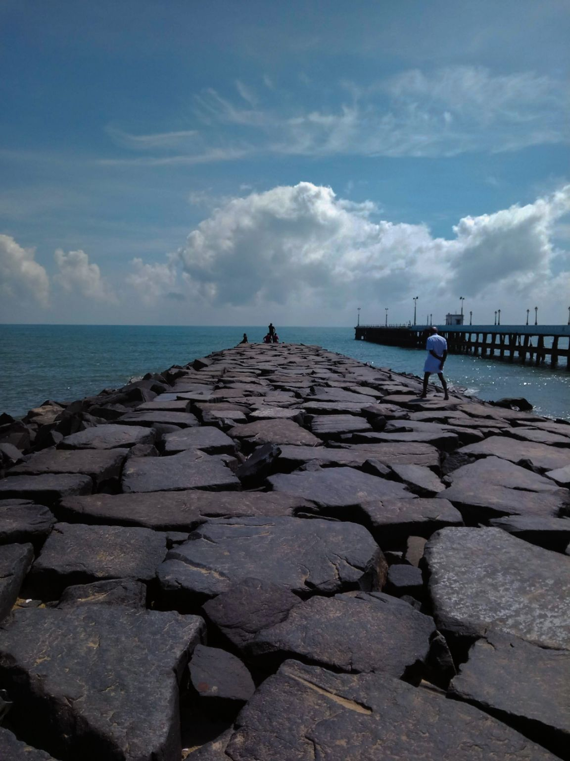 Photo of Pondicherry By Moon Bohra