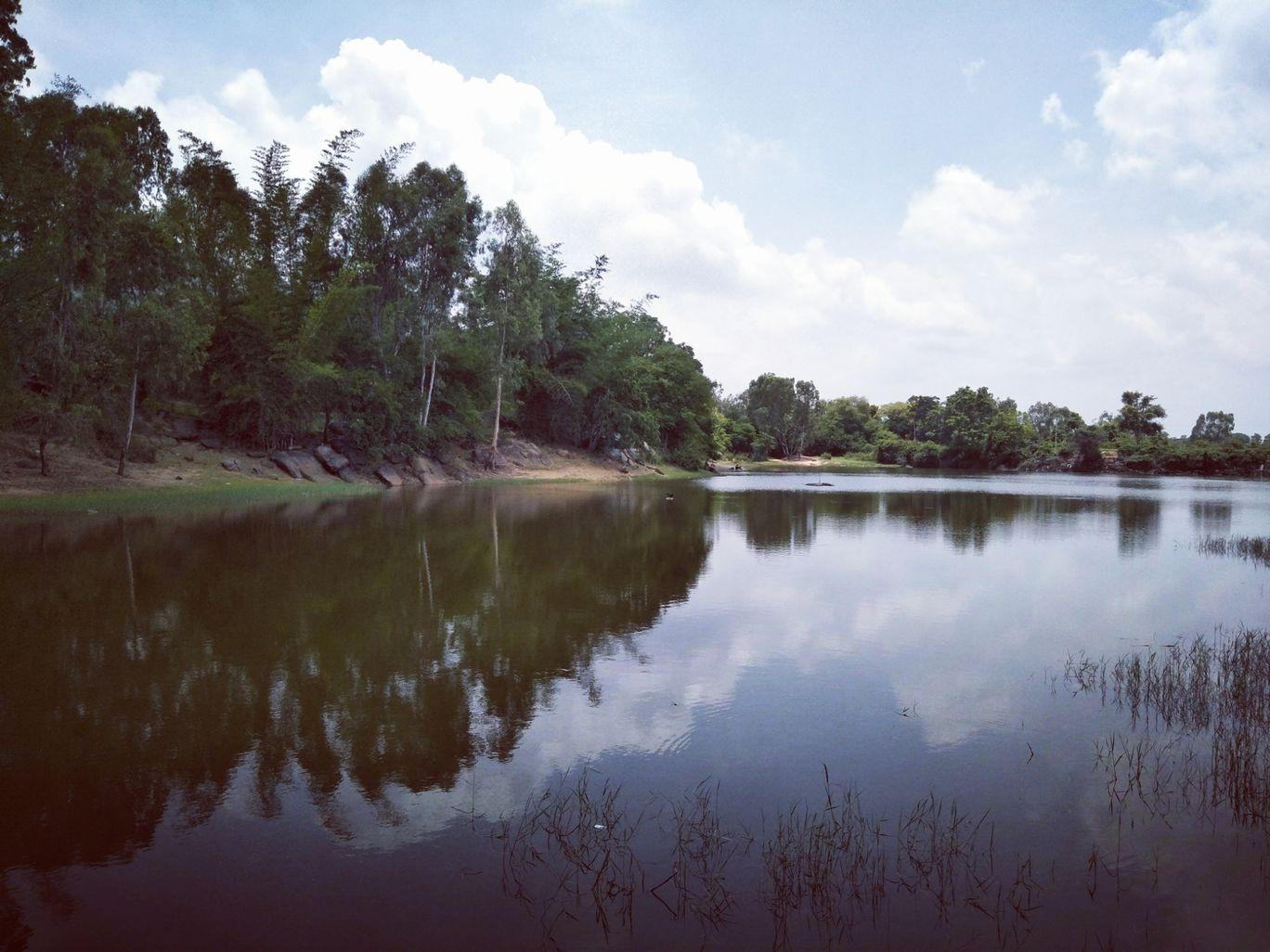 Photo of Devarayanadurga hill By Sunil Kumar