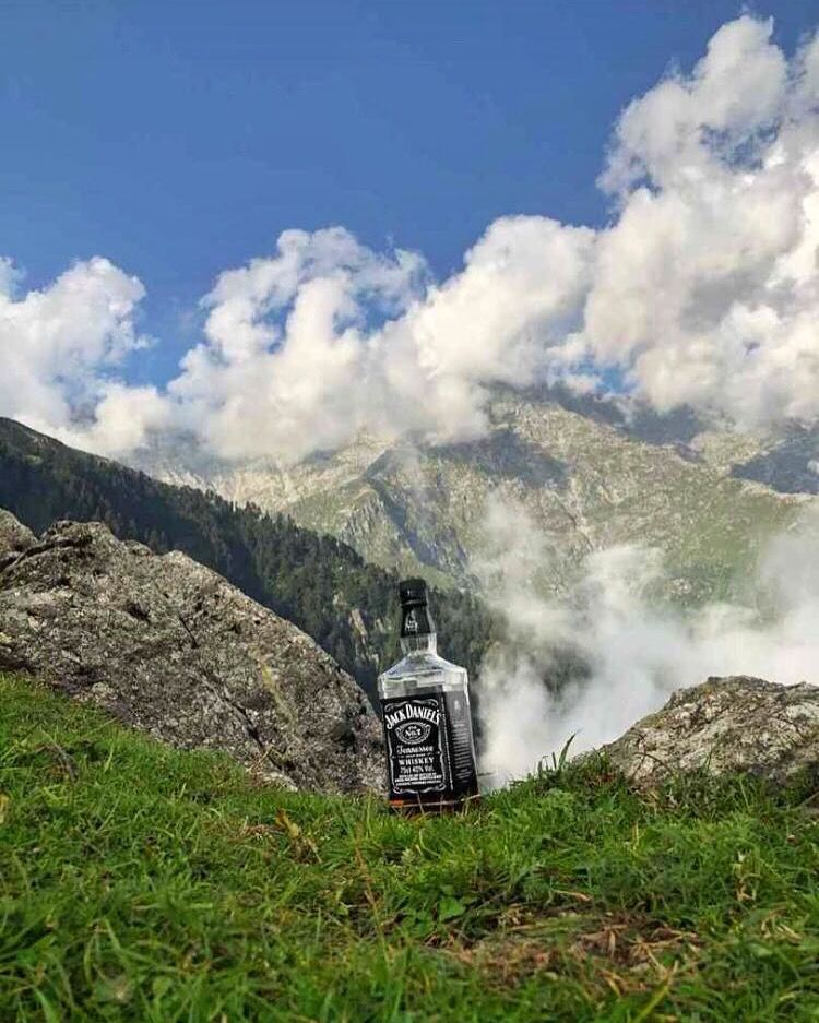 Photo of Triund By Sharabjeet Singh