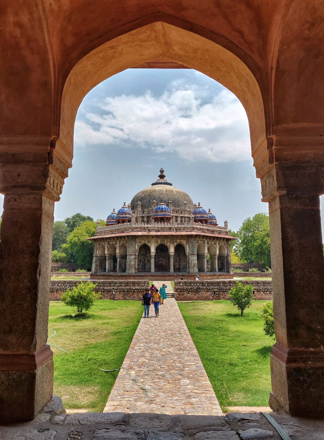 Photo of Old Delhi By Shraddha Gosavi