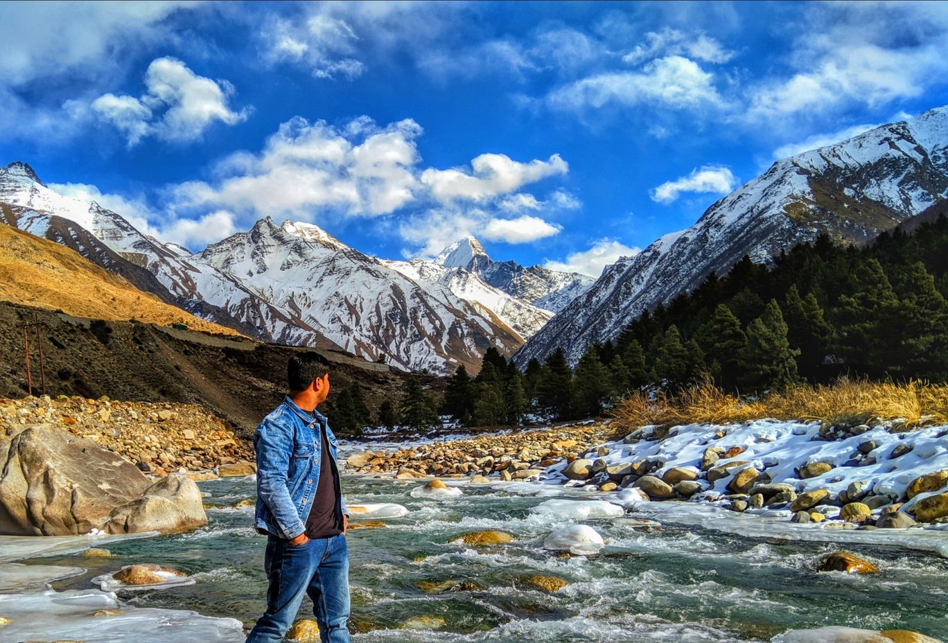 Photo of Chitkul By Pradeep Ghora