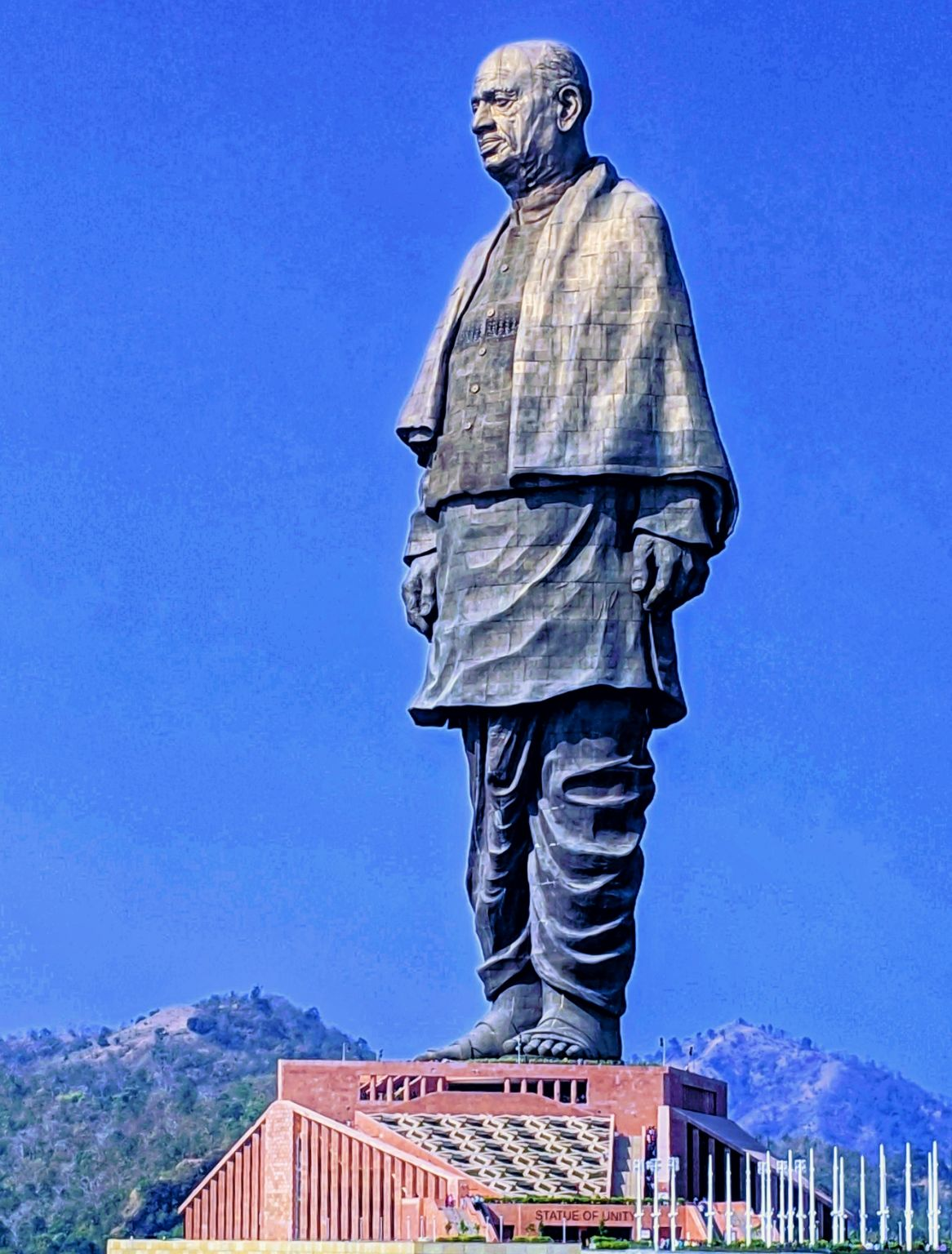 Photo of Statue of Unity By Mayank Goyal