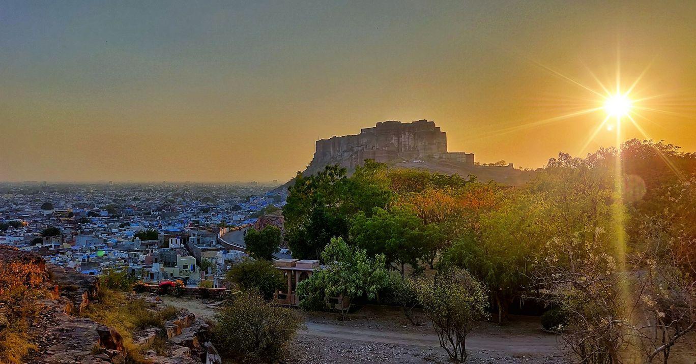 Photo of Mehrangarh Fort By Gaurav Rajput