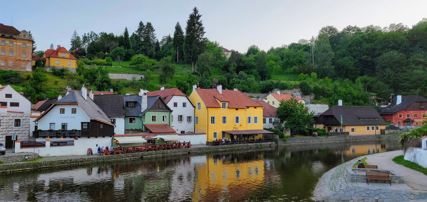 Photo of Český Krumlov By 2ankit_travel