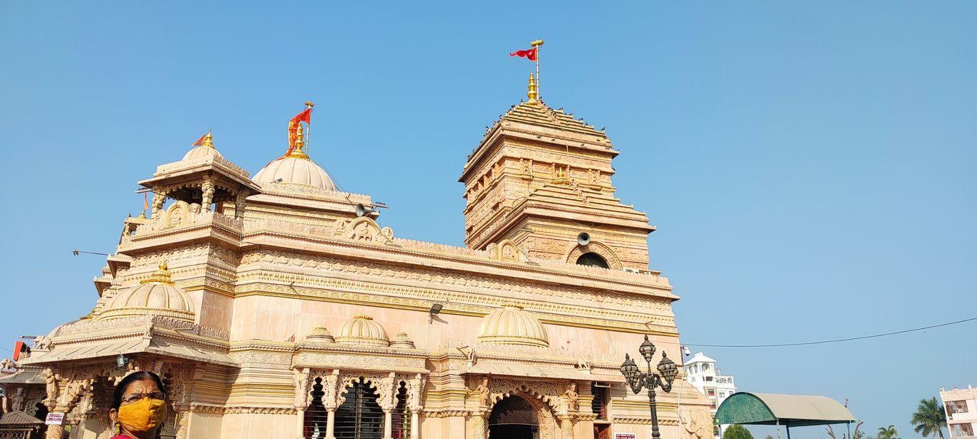 Photo of Sarangpur Hanuman Mandir Road By Jadeja Jayveersinh