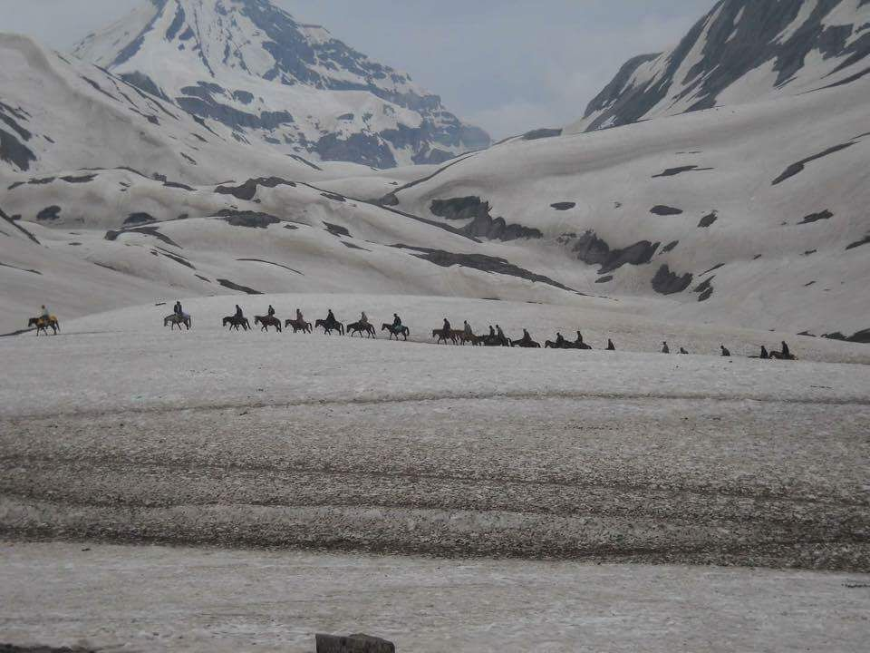 Photo of Amarnath Temple By Mohit Garg