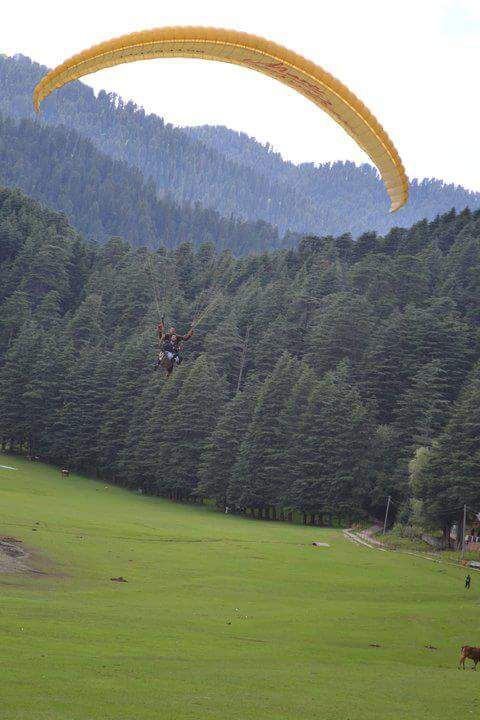 Photo of Khajjiar By Mohit Garg