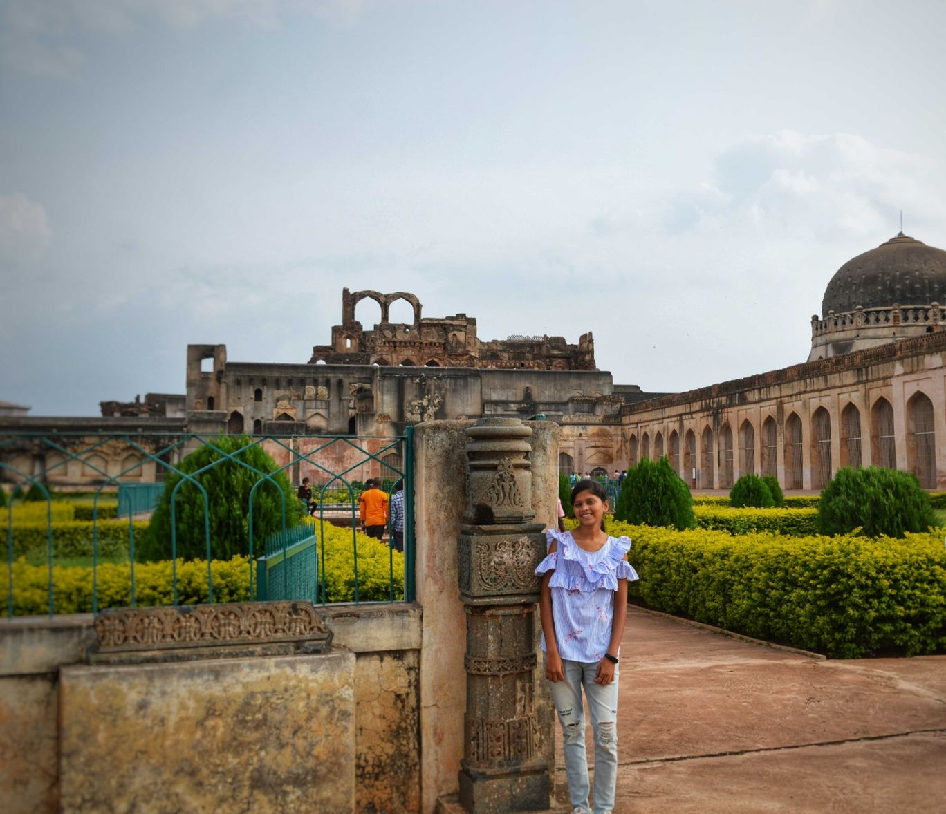 Photo of Bidar fort By Blessy Mounica