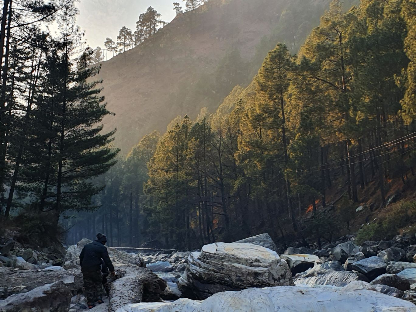 Photo of Kasol By nickson patel