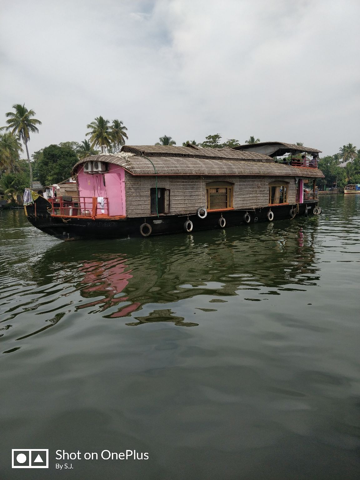 Photo of Alleppey Boathouse Tour By Swathy Joy