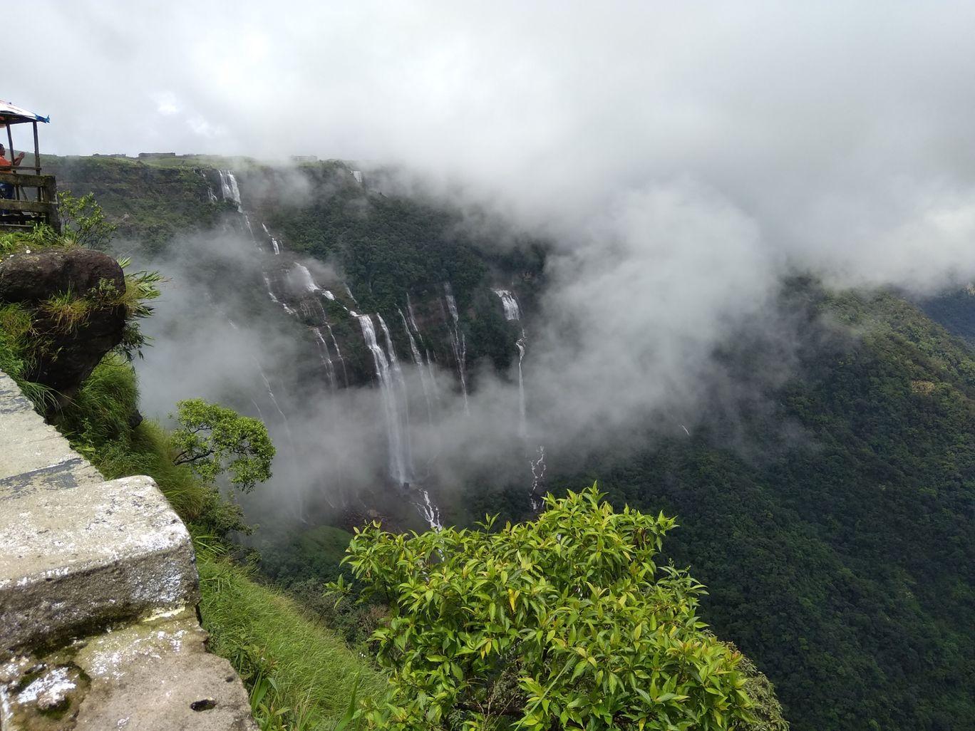 Photo of Seven Sisters Falls By Priyanku Das
