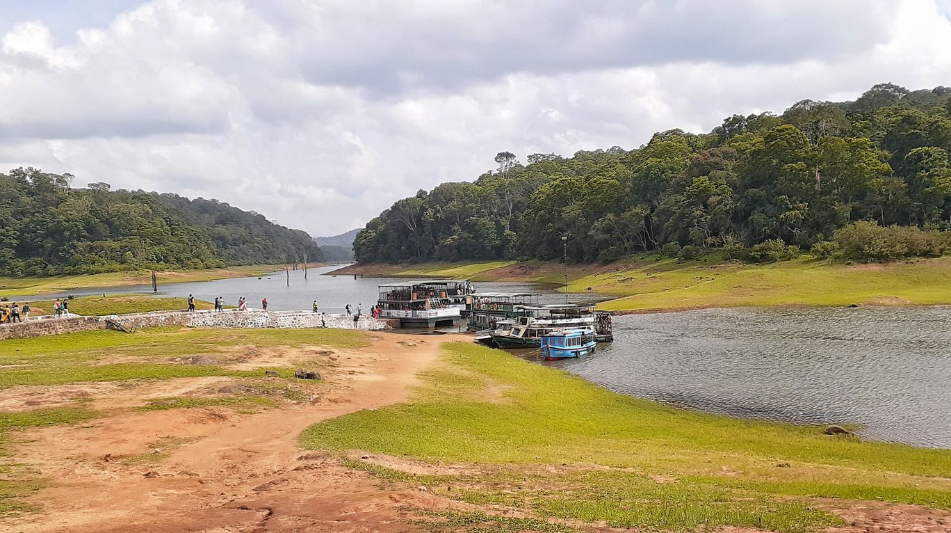 Photo of Thekkady By Pass Rd By Basil Mathew