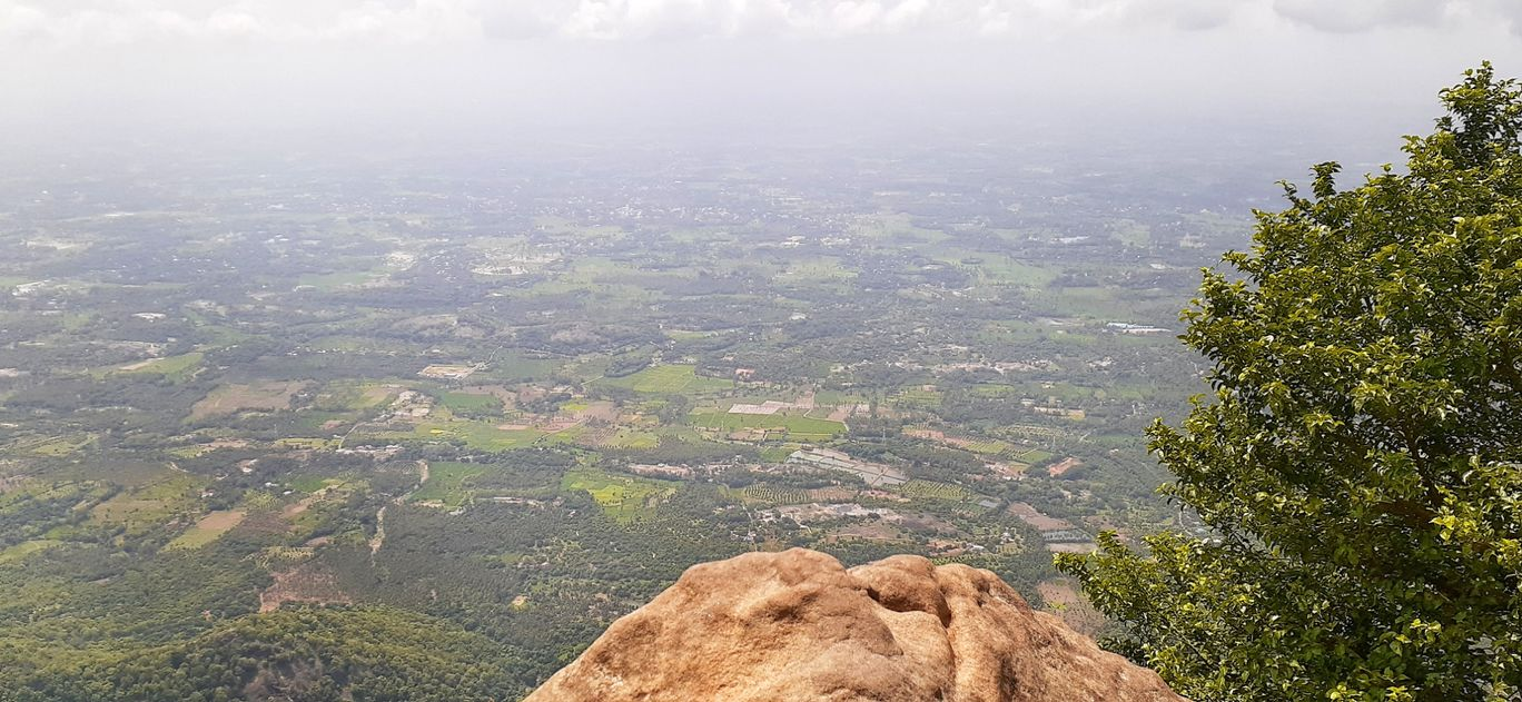 Photo of Seethargundu View Point By Basil Mathew