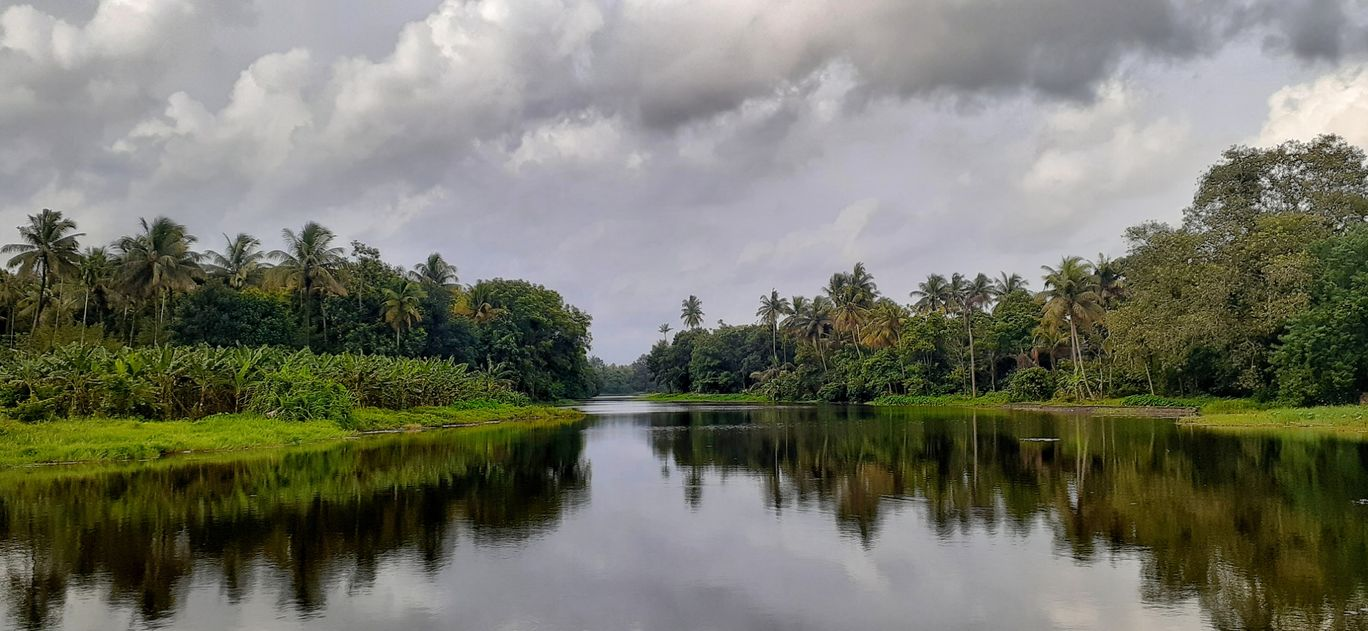 Photo of Mattoor Junction-Pothiyakkara Road By Basil Mathew