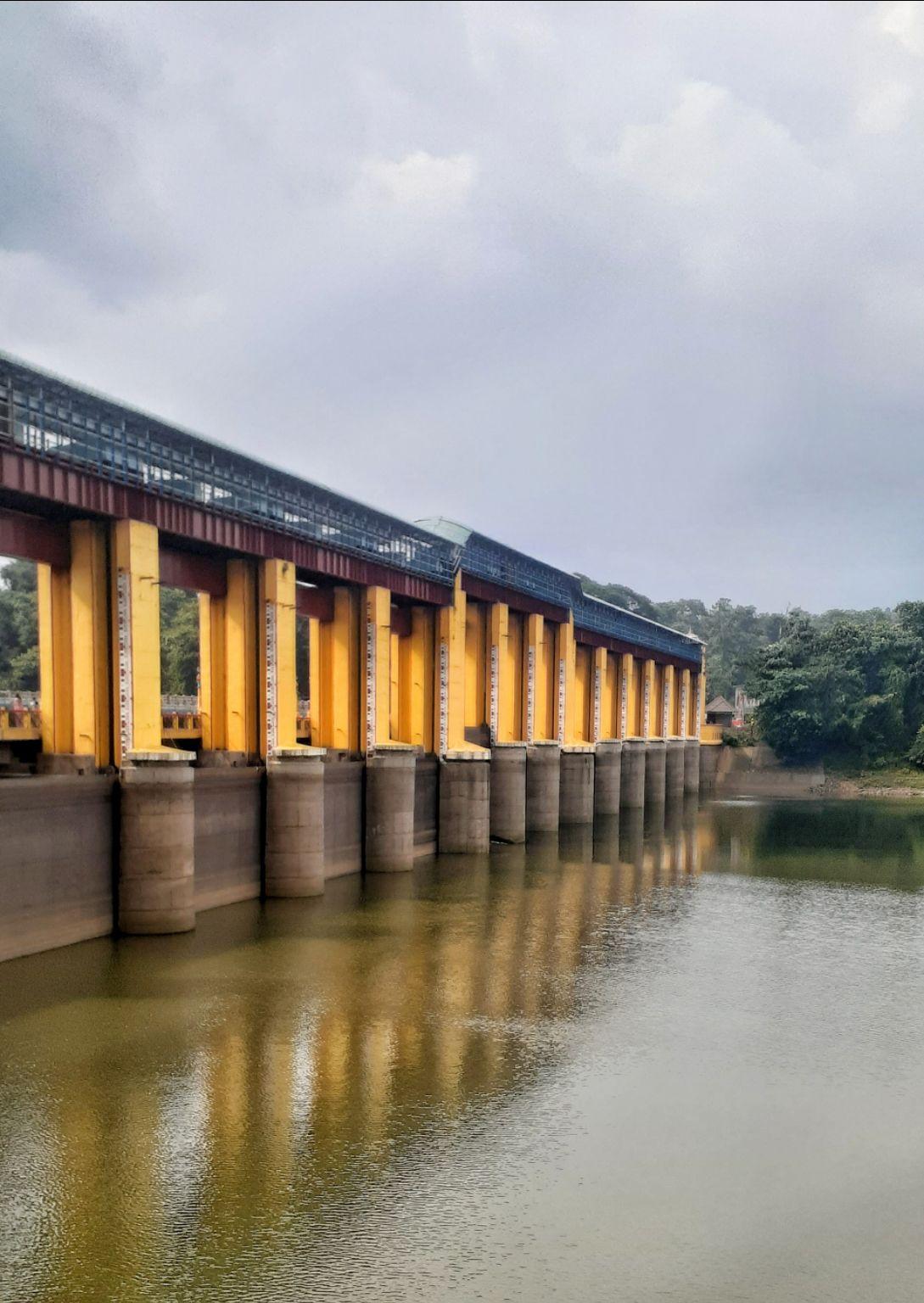 Photo of Bhoothathankettu Dam By Basil Mathew