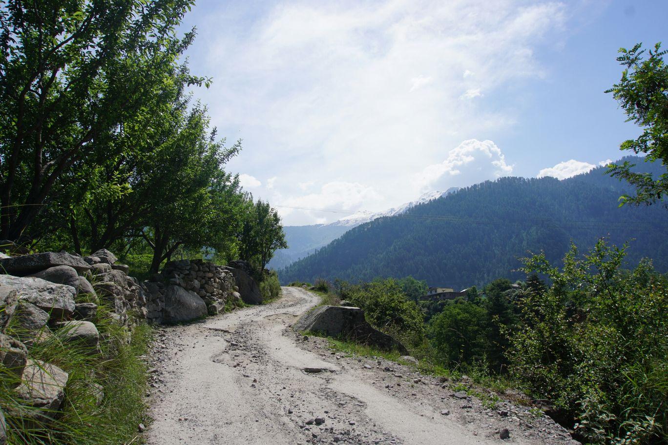 Photo of Chanderkhani Pass By Vishal Panjwani (WandererVishal)