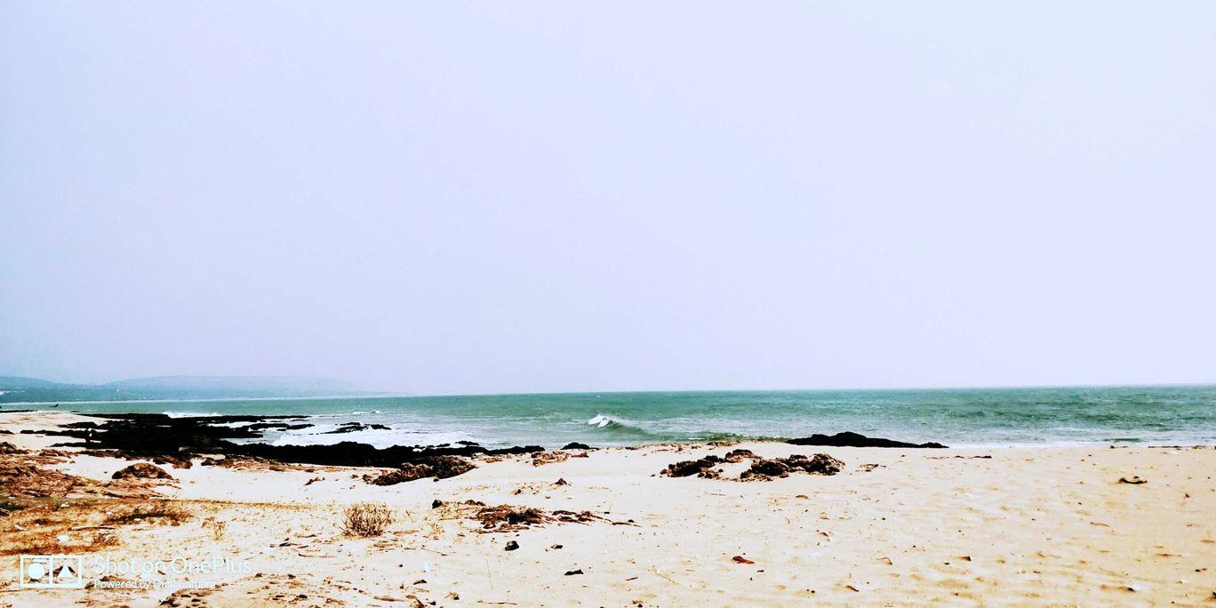 Photo of Bheemili Beach By Sai Kumar