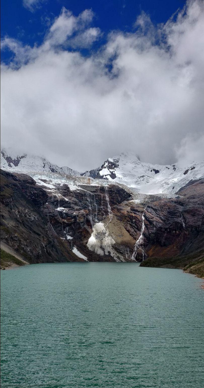 Photo of Laguna Tullpacocha By Udai Singh
