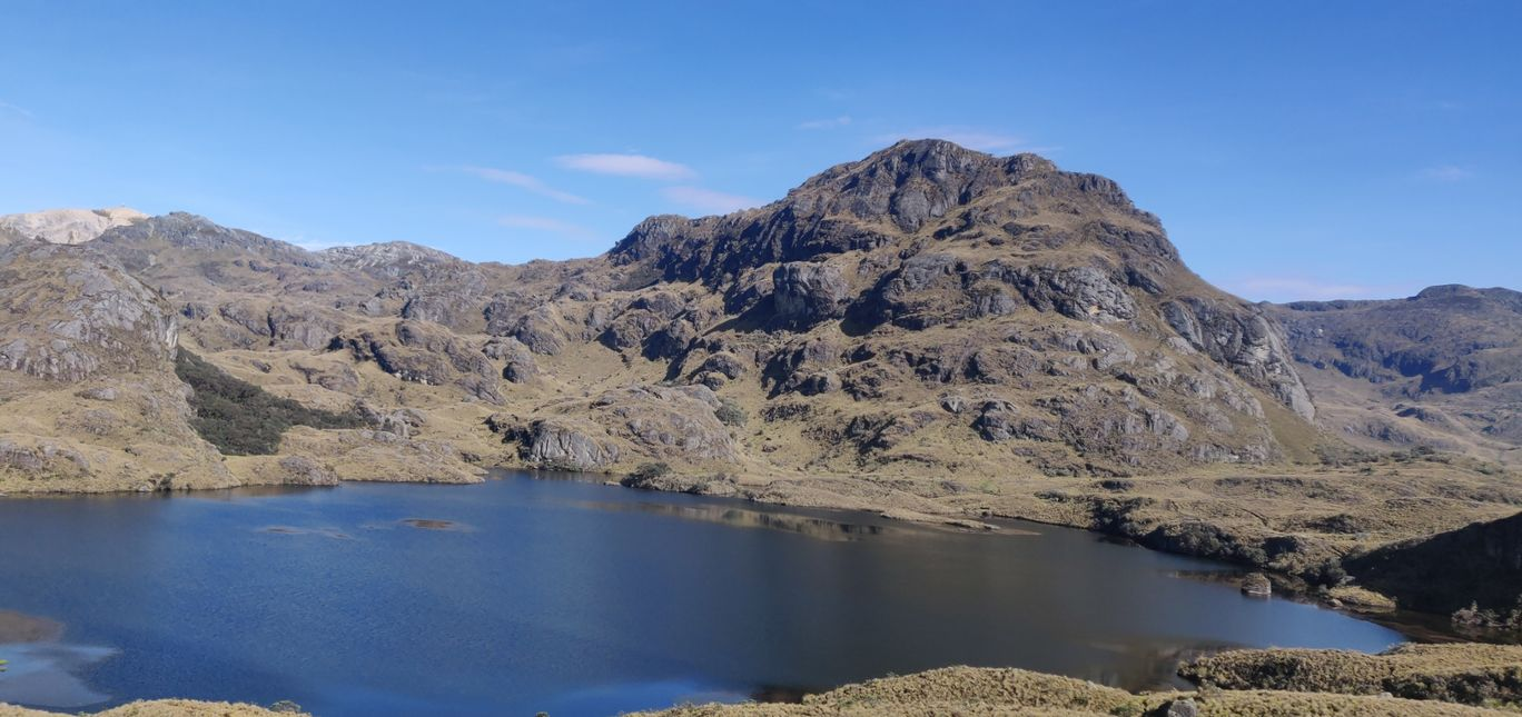 Photo of Cajas National Park By Udai Singh