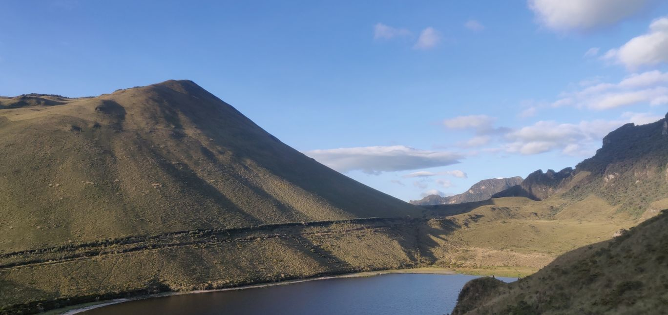 Photo of Mojanda Lake By Udai Singh