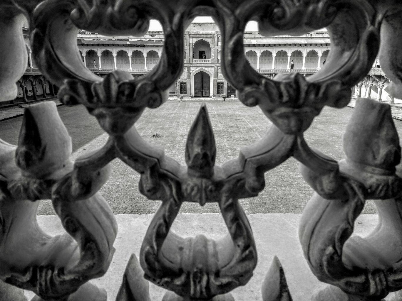 Photo of Agra Fort By Wanderingmanipuri