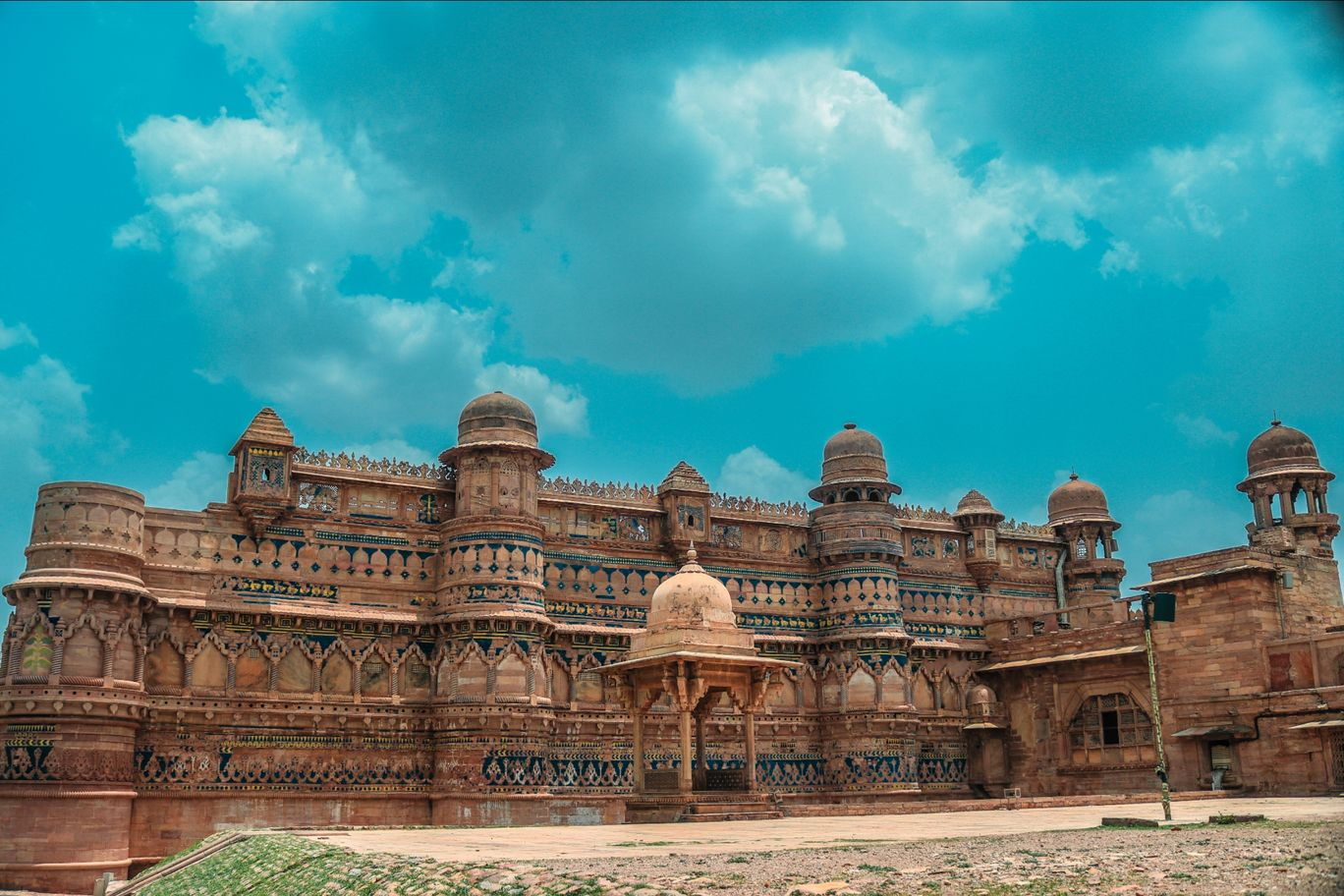 Photo of Gwalior Fort By The Outcast Tripper