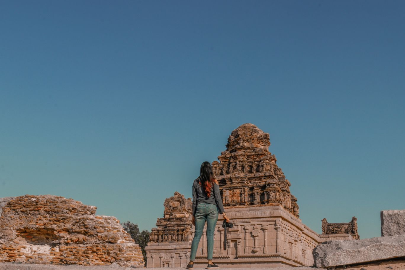 Photo of Hampi By The Outcast Tripper