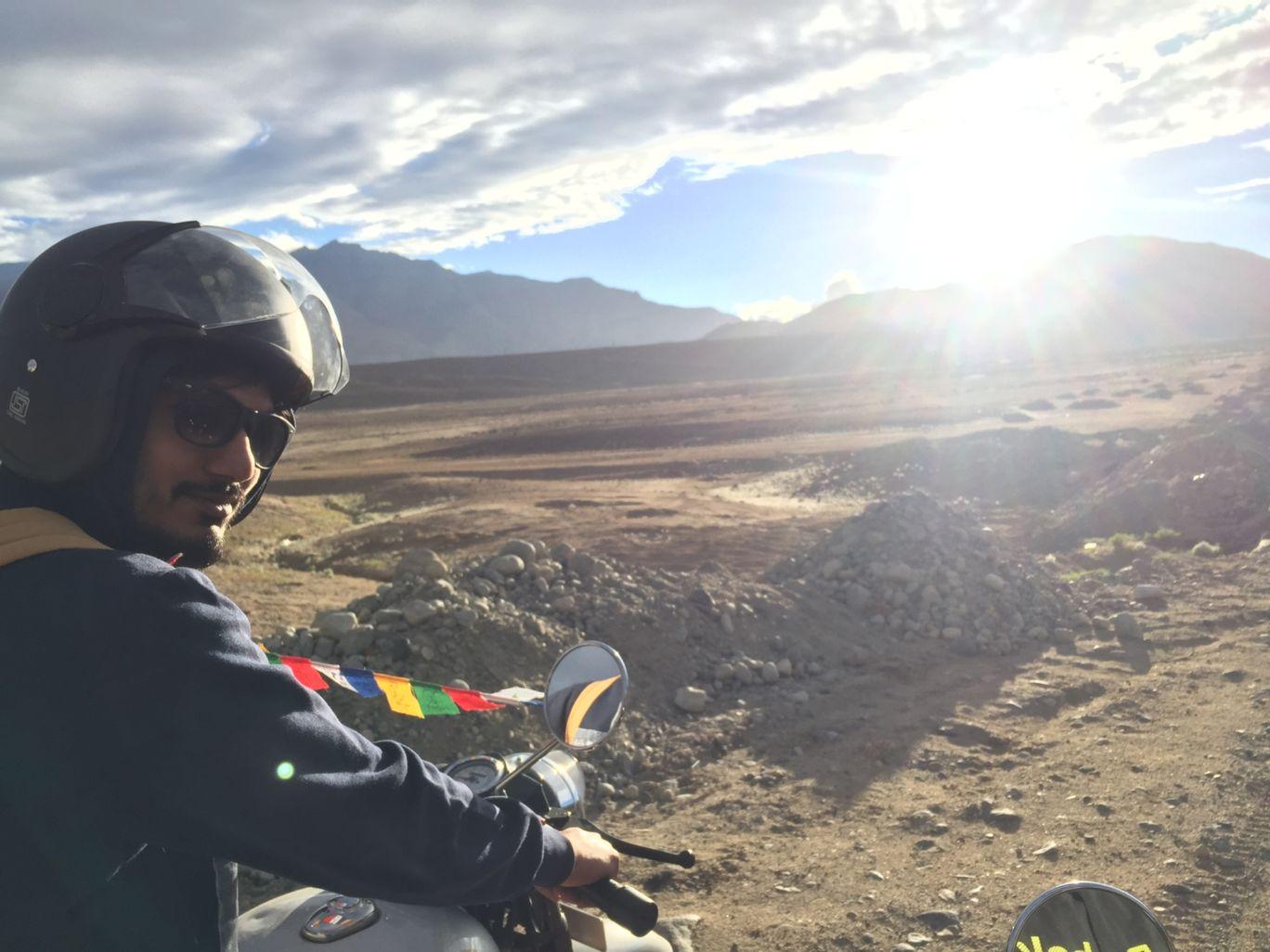 Photo of Srinagar - Leh Highway By Harsh Vardhan
