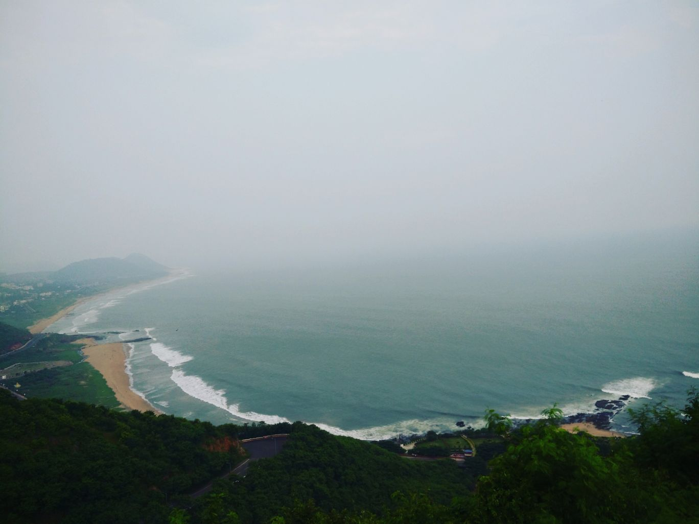 Photo of Vizag By Sudeshna Choudhury
