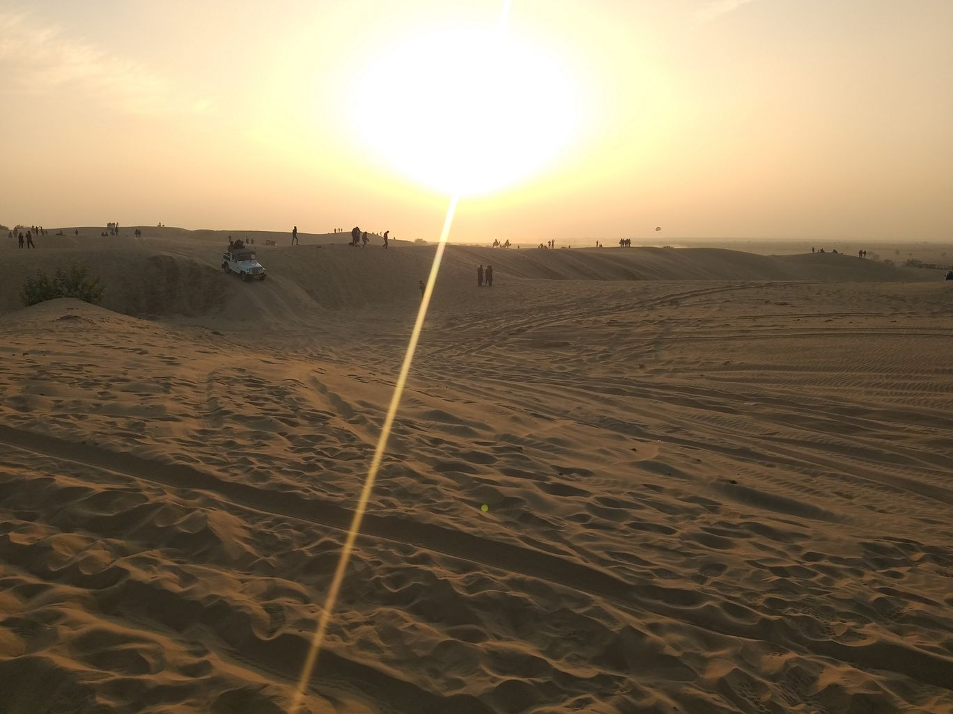 Photo of Sam Sand Dunes Jaisalmer By Tapan sharma