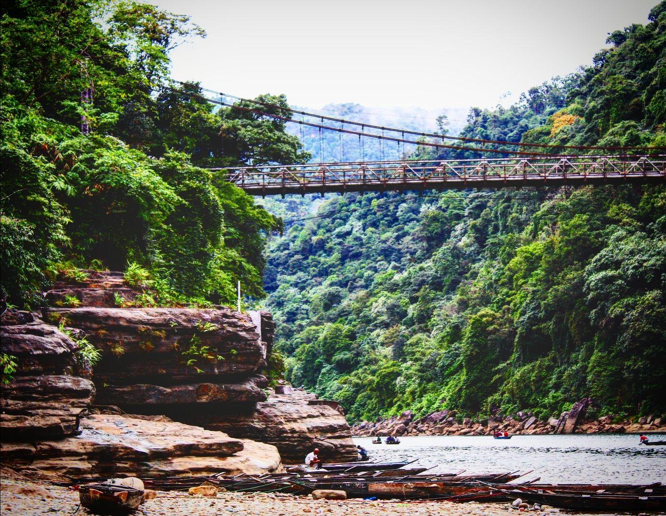 Photo of Meghalaya By Livsnjutare
